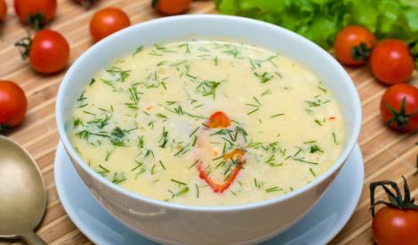 Siera - vistas un dārzeņu zupa