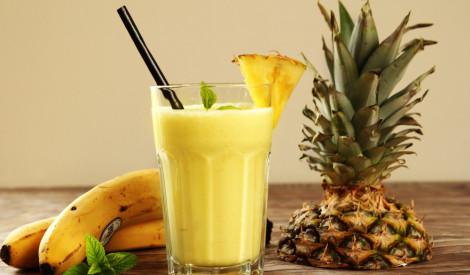 Ananāsu piens