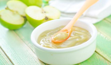 Saldais ābolu biezenis