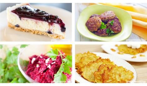 TOP 10 meklētākie ēdieni oktobrī!