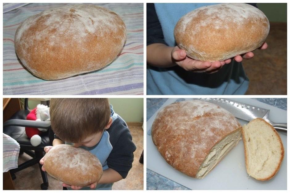 Es esmu pārsteigta par gala rezultātu, jo maize ir neizsakām...