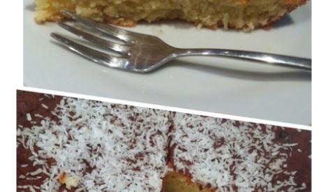 Kokosriekstu kūka