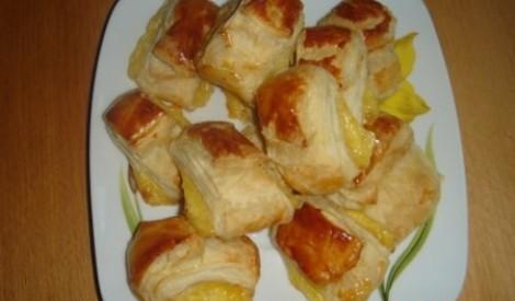 Kārtainās siera bulciņas