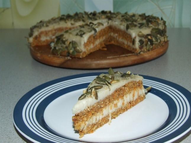 Revolucionarā burkānu kūka