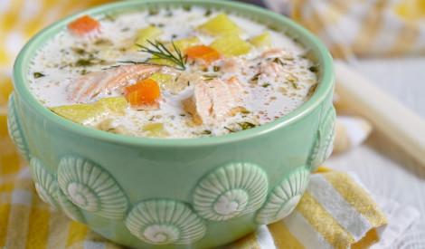 Laša siera zupa