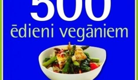 500 ēdieni vegāniem