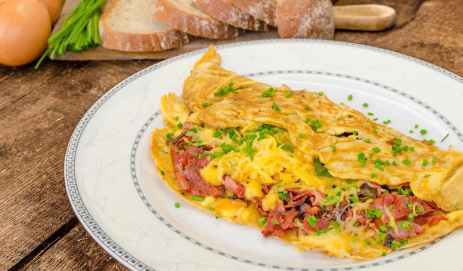 Omlete - dadzis