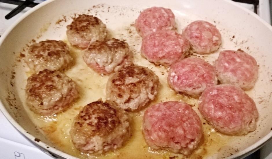 Maltās gaļas ripiņas