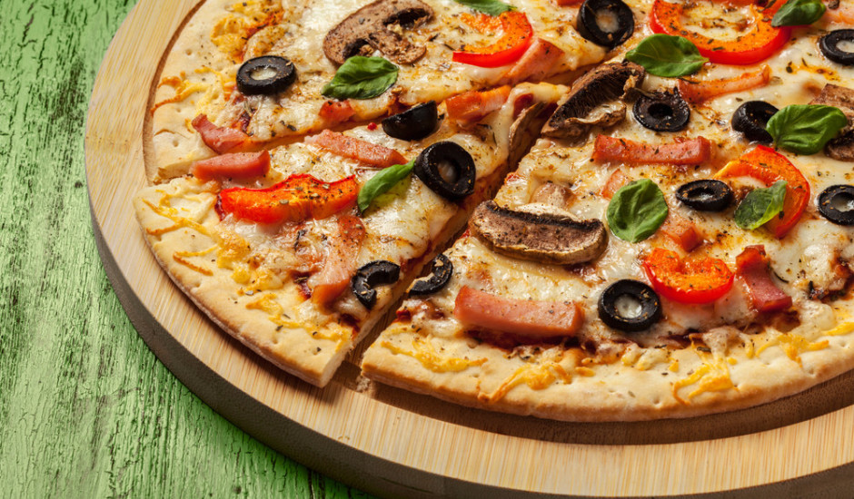 Amerikāņu pica (ātrā)