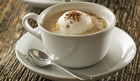 Kafija ar plombīru