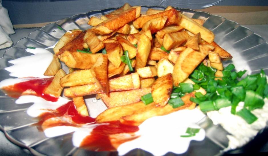Kartupeļi frī