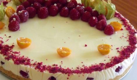 Maigā aveņu siera kūka