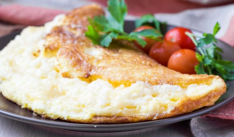 Omlete ar noslēpumu
