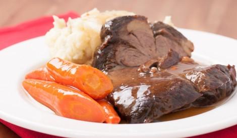 Sautēta liellopa gaļa