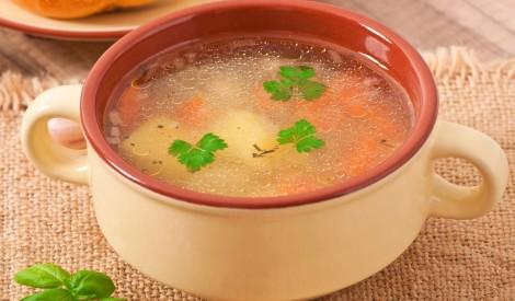 Viktorijas ķiploku zupa