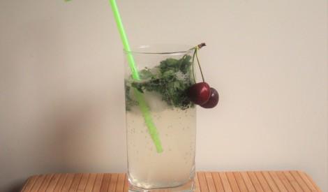 Kokteilis ar piparmētrām