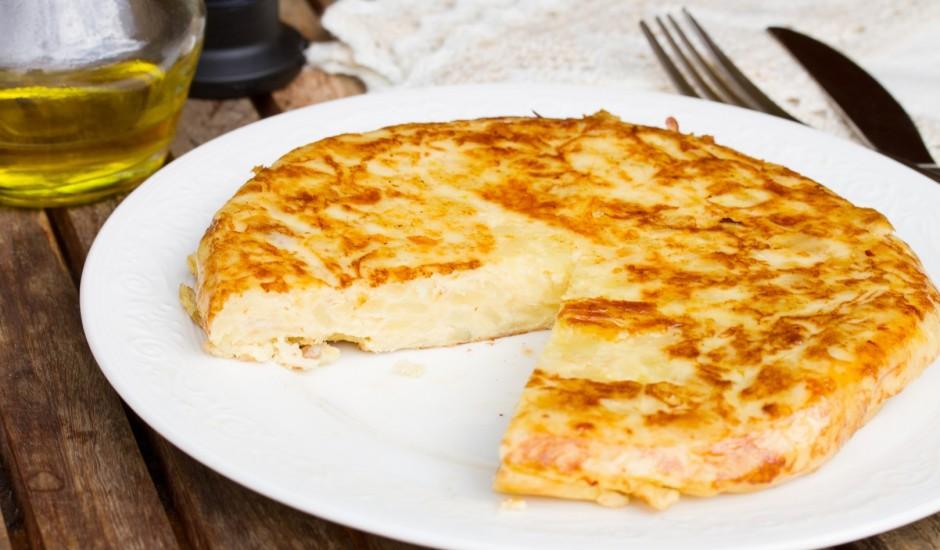 Bērnības omlete