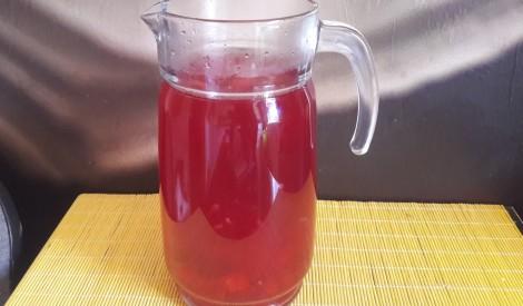Rabarberu - ogu dzēriens