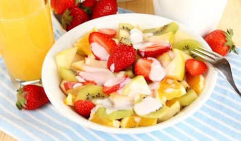 Gardie augļu salāti