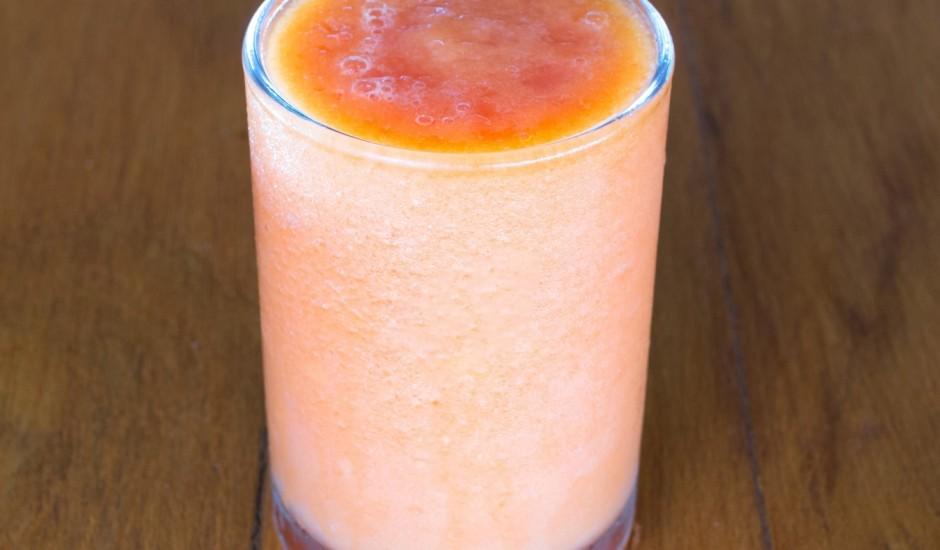 Ābolu sulas – piena saldējuma kokteilis