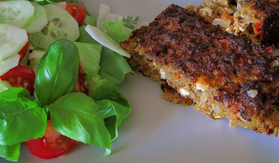 Vidusjūras maltās gaļas sacepums