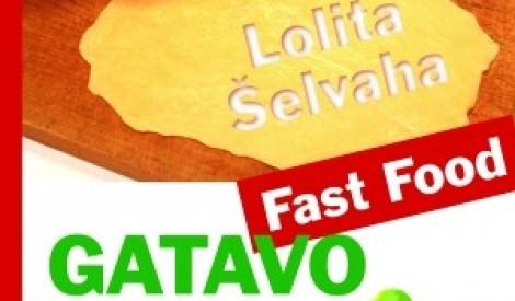 Gatavo pats! Fast Food ēdienu receptes