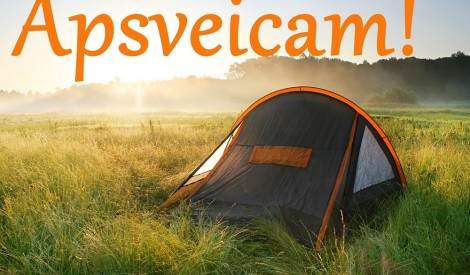Konkurss noslēdzies – telts ieguvējs noskaidrots!