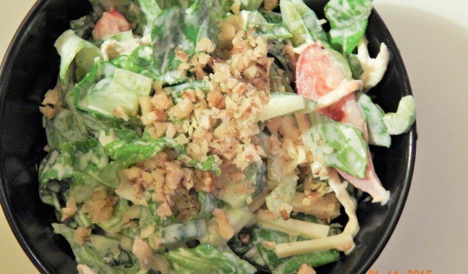 Svaigais salāts no Skaidrā