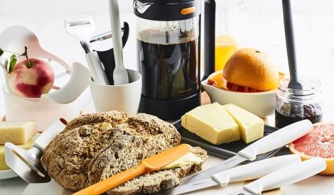 Sodas maize ar sieru, valriekstiem un vīģēm