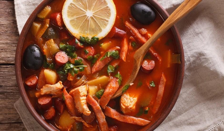 Sildošo zupu recepšu izlase