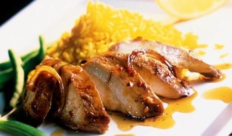 Aromātiskais vistas gardums