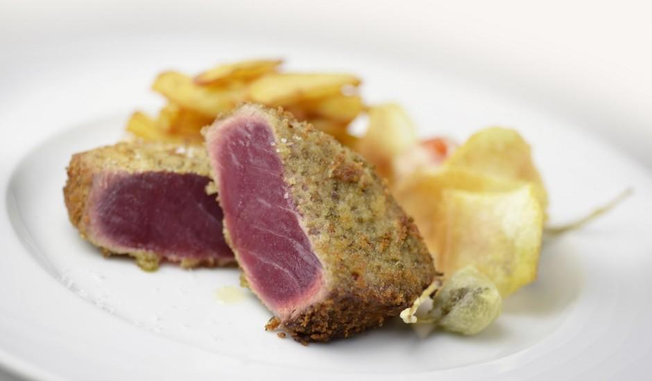 Tunča steiks