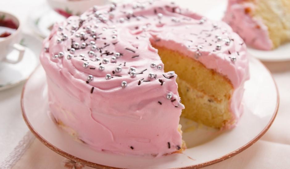Piektdienas draugu kūka