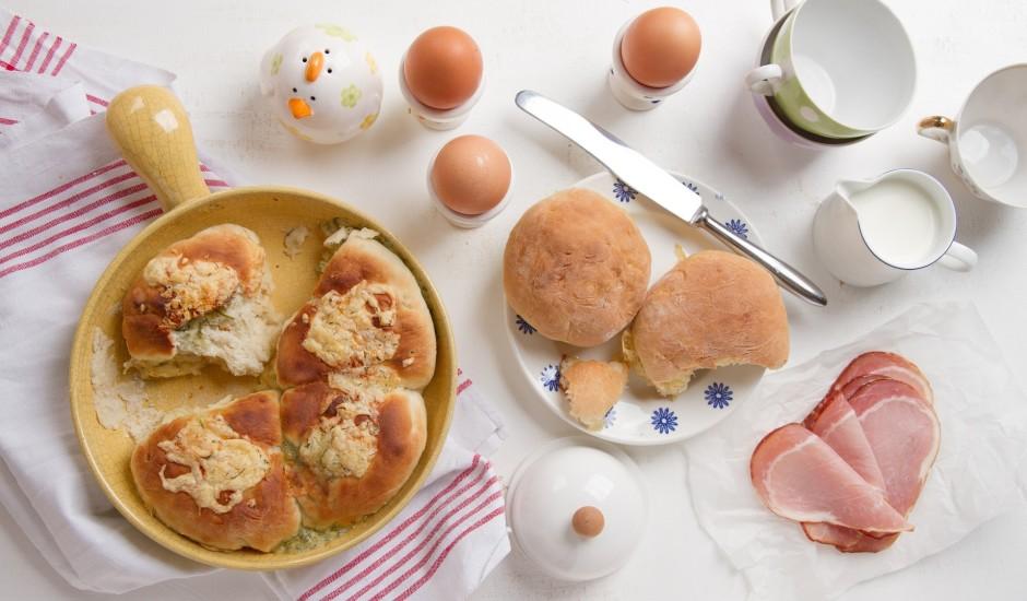 Sestdienas brokastu maize