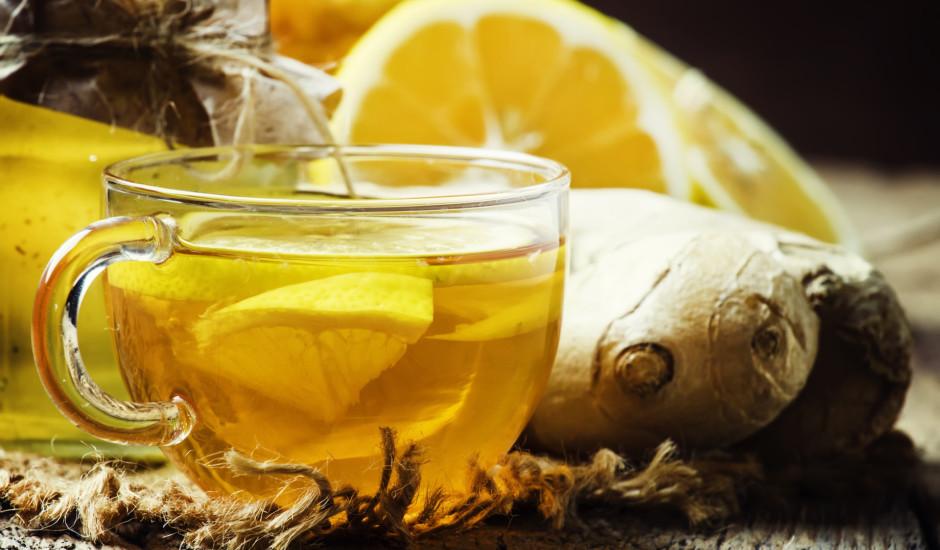 Ingvera tēja (tradicionālā)