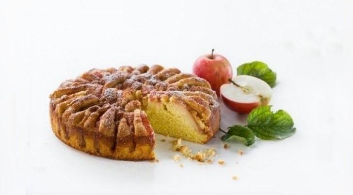 Vienkāršā aromātiskā ābolkūka