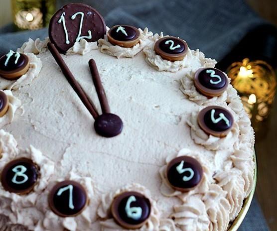 Jaungada kūka