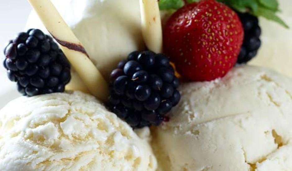 Vaniļas saldējums