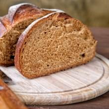 Saldskābā maize