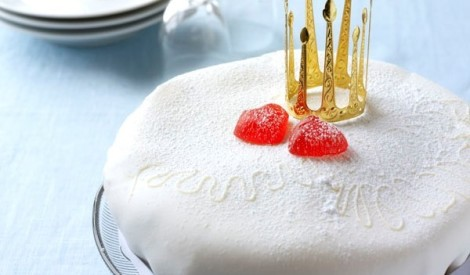 Princeses Viktorijas kāzu torte