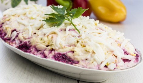 Papildini Vecgada vakara galdu - salātu izlase