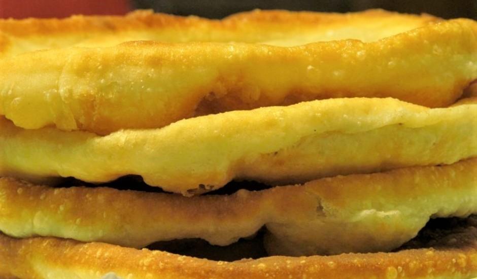 Ungāru maize - Langosch