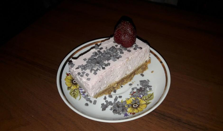 Jogurta - biezpiena kūka