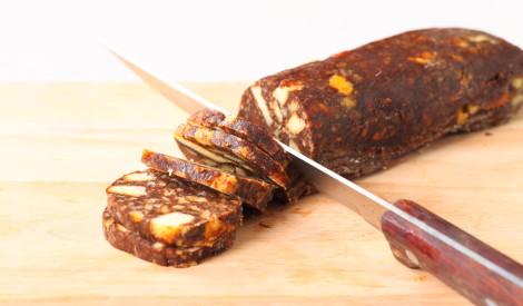 Šokoādes - cepumu desa