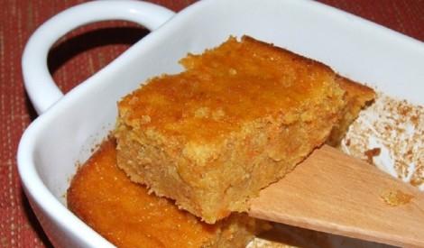 Brazīlijas burkānu kūka