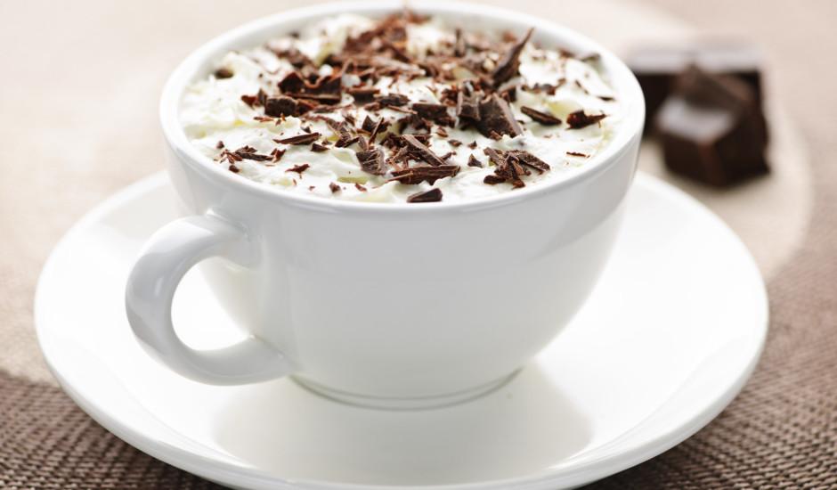 Šokolādes kafija