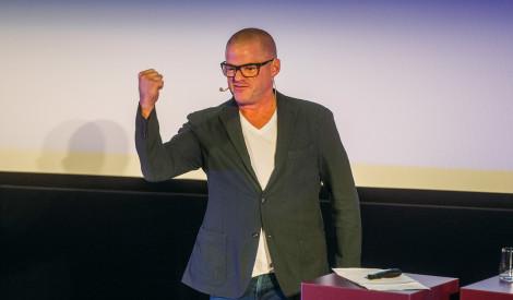 Pasaulē slavenais šefpavārs Hestons Blūmentāls ciemojas Rīgā
