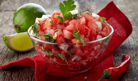 Salsa mexicana (meksikāņu mērce)