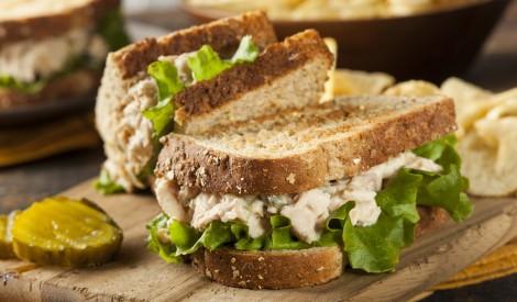 Enerģiskās tunča maizītes