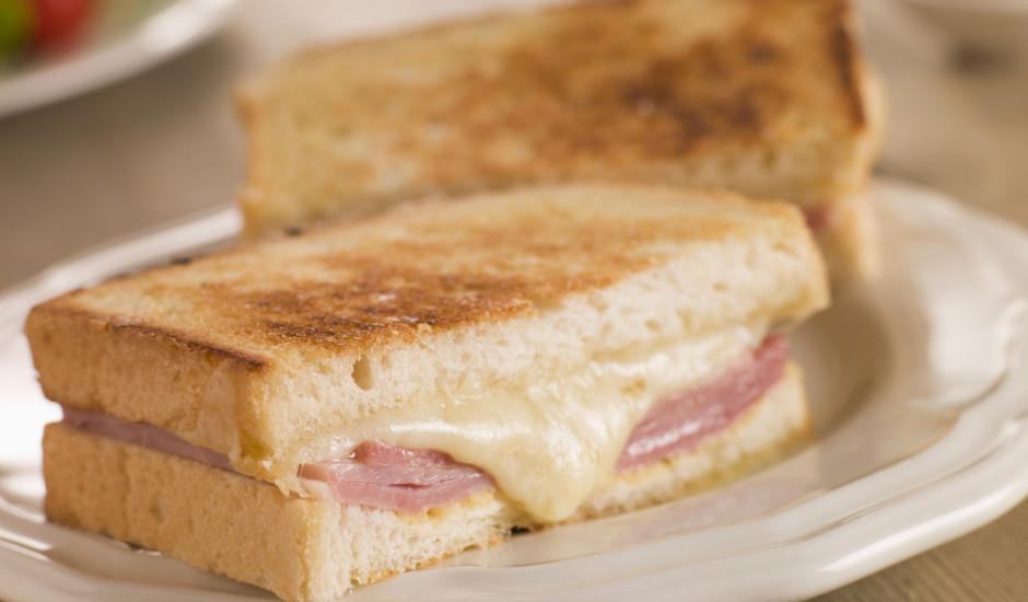 Silta siera - šķinķa maizīte